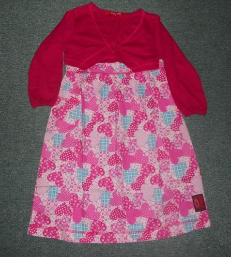 Gamis Anak 2 3 Tahun Oka Oke Model Cardigan Baju Murah