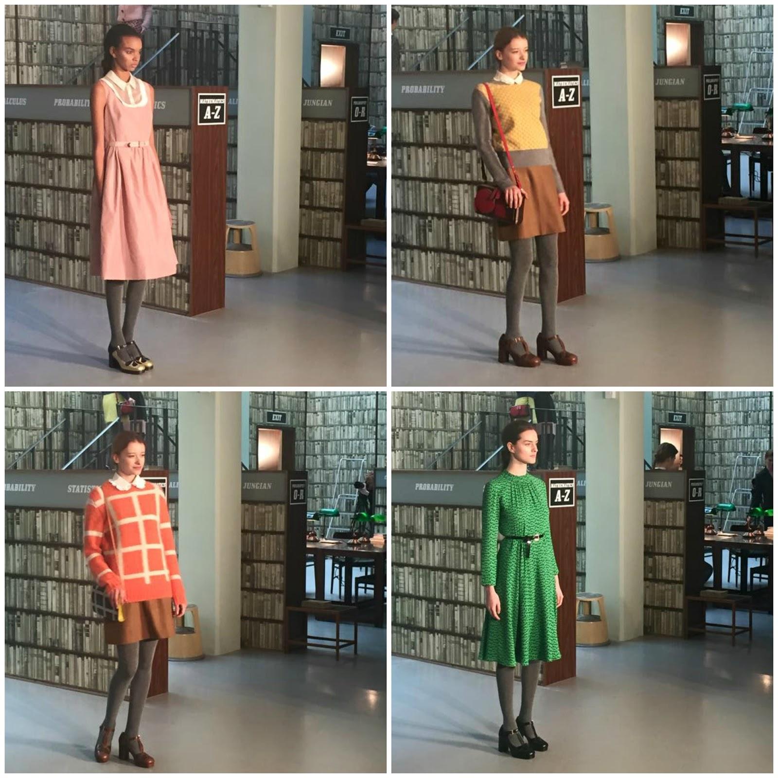 LFW AW15 Snapshots: Photo Diary, orla kiely, mode madeleine, fashion blogger, LFW, AW15, london fashion week, seventies, styling, catwalk, fashion week, felder felder, bora aksu, red hot sunglasses, sam faires, michelle keegan, rosie londoner