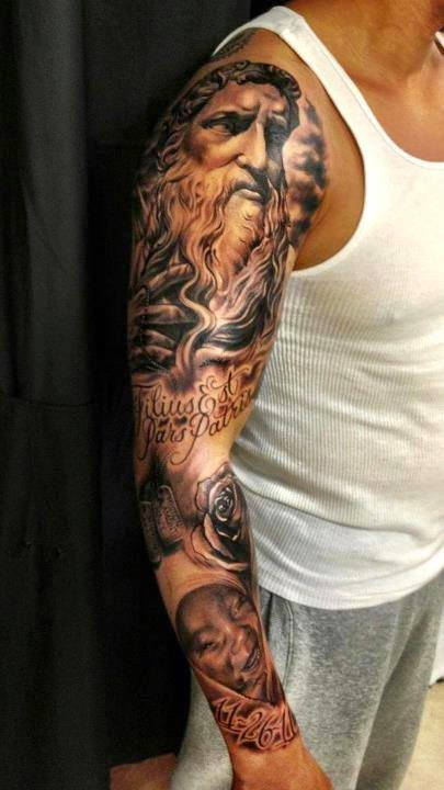 Three 3D Tattoos Design Ideas...
