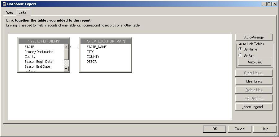 FY 2012 CONUS File - Prepping for Upload into PeopleSoft | PSoftDev