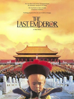 Poster Of The Last Emperor 1987 In Hindi Dual Audio Bluray 720P Free Download