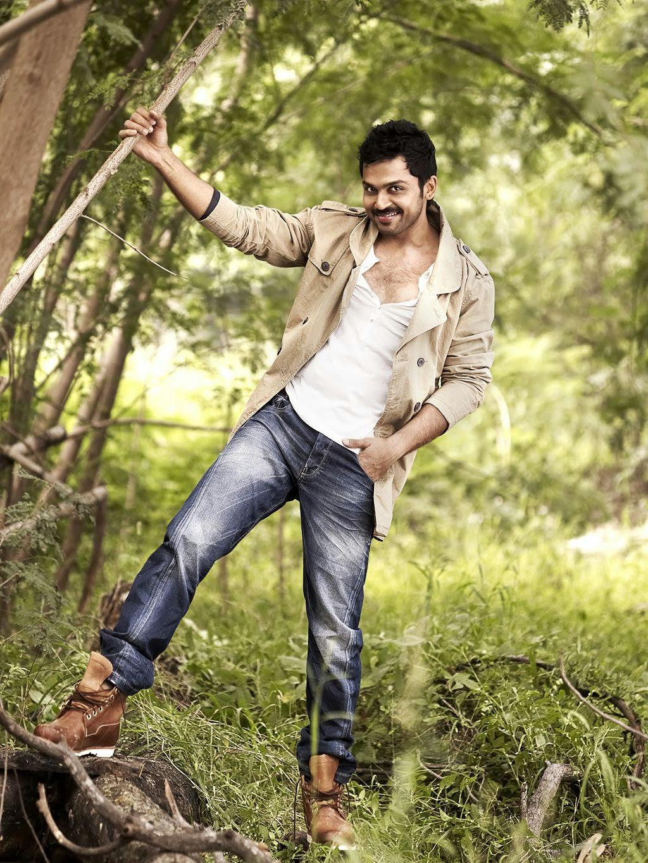 Tamil Actor Karthi
