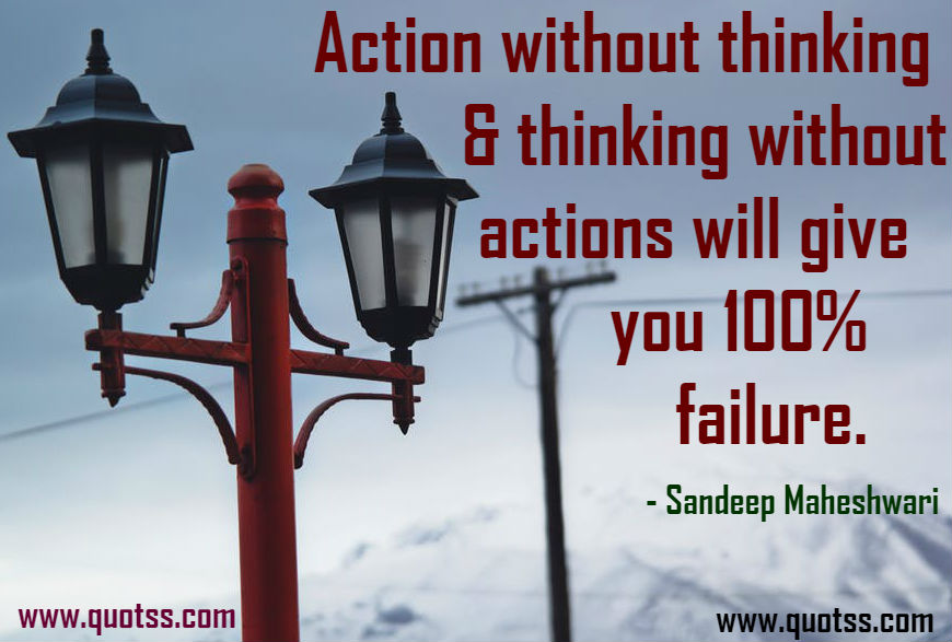 Sandeep Maheshwari Quote on Quotss