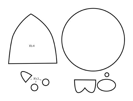 How To Make A Kawaii Chubby Mamegoma まめゴマ Mochi 餅 Dango 団子