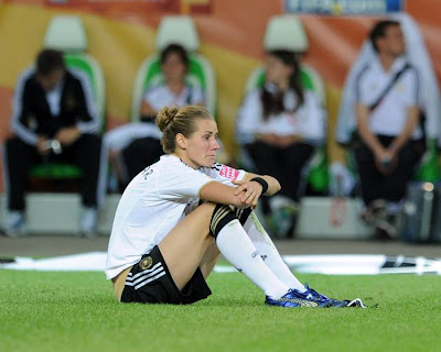 German Girls on Germany Women S National Soccer Team   The Beauty Girl In The World
