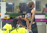 . dizem os brasileiros, na Miss Paraná Kelly Baron e esta não se fica! (captura de ecraìƒ )