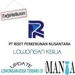 Lowongan Kerja PT Riset Perkebunan Nusantara