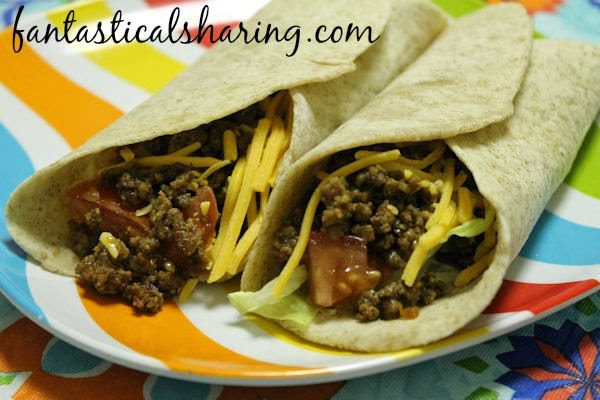 Whole Wheat Tortillas | Homemade tortillas are easier than you think to make and way better than storebought when it comes to flavor! #homemade #recipe #tortillas