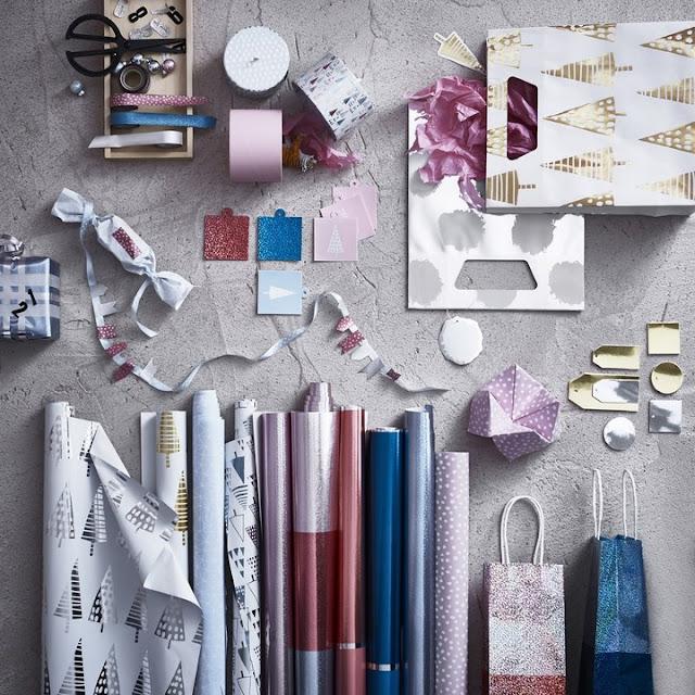IKEA COLECCION NAVIDAD 2015