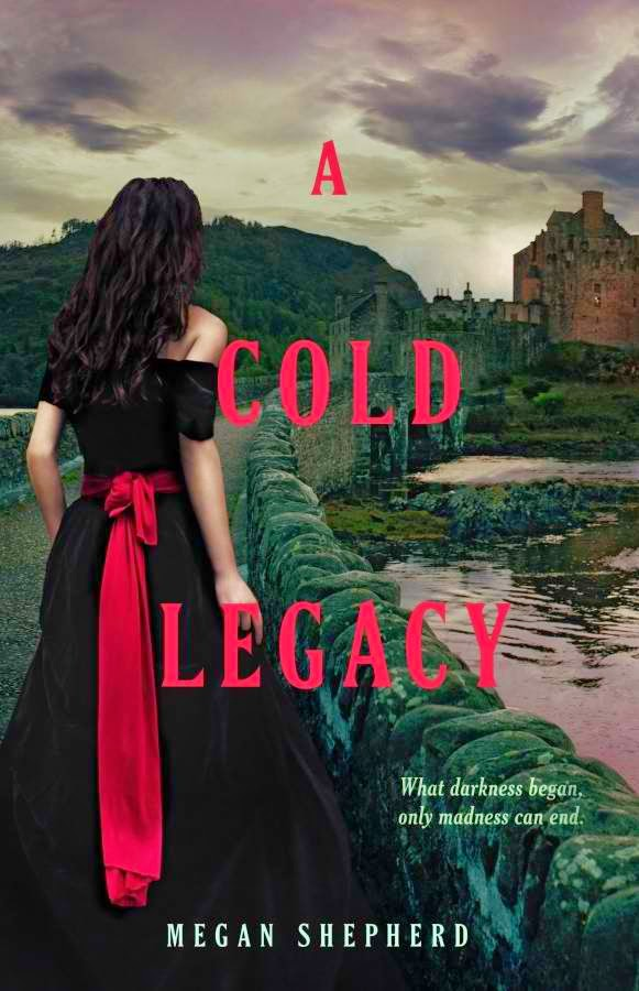 Add A COLD LEGACY to Goodreads