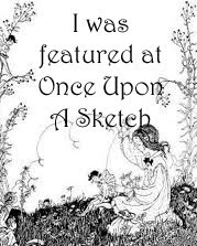 Featured Once upon a Sketch
