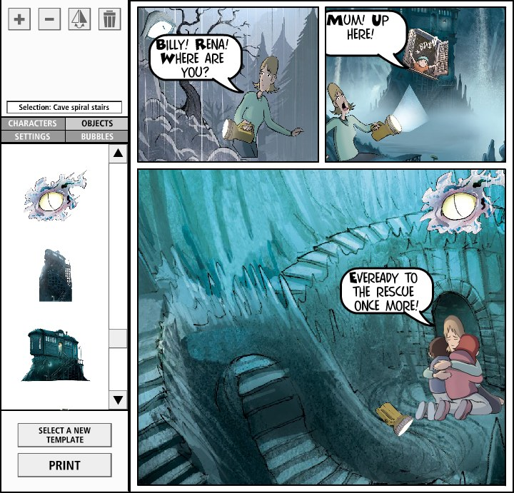 Amulet Book 3 Amulet is a Comic Book by Kazu