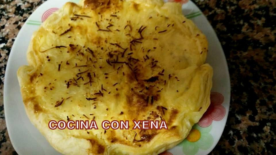 Cocina con xena quiche de tortilla de patata en ollas gm for Cocina con xena olla gm d