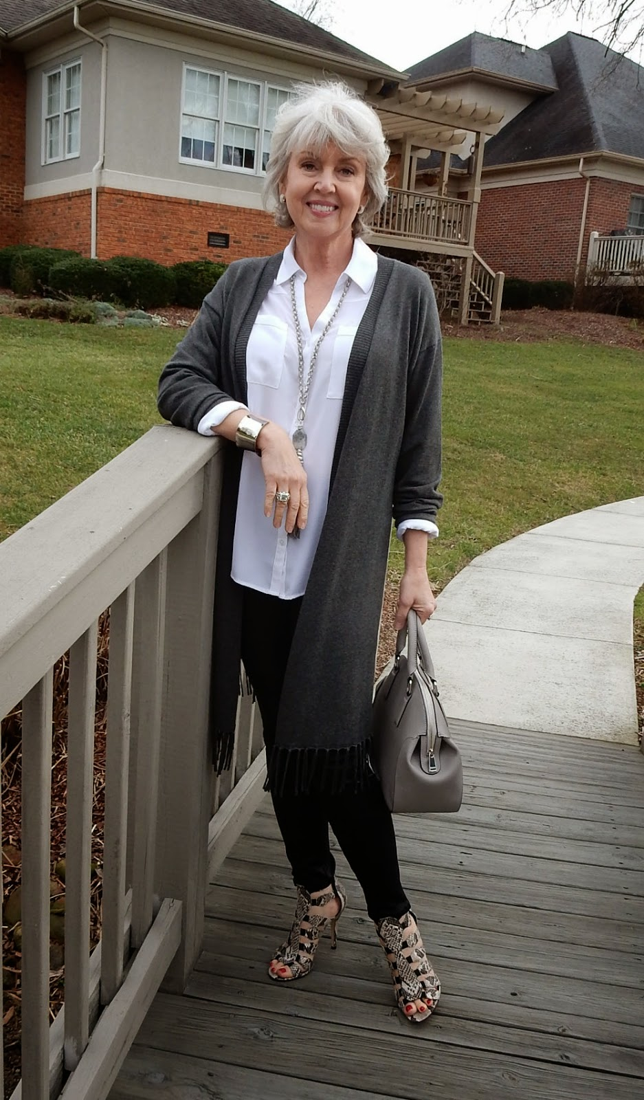 Fifty Not Frumpy Fashion Tips After 50