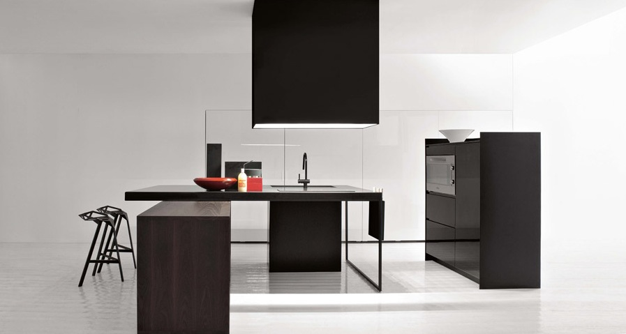 Home interior design decor modern kitchens from elmar cucine