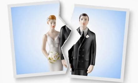 The Silent Suffering of Divorce - break up - breaking up