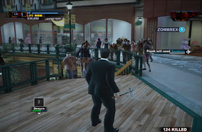 Dead Rising 2 Off the Record Gameplay Youtube