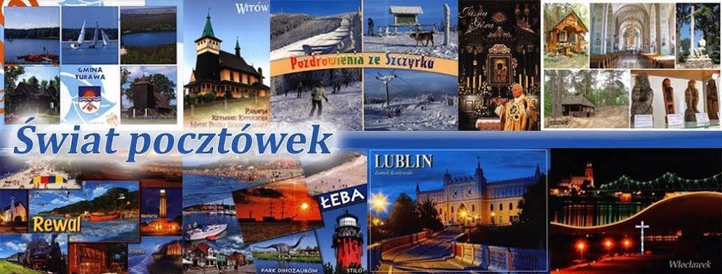 Świat pocztówek