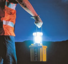 Rechargeable Lantern HSS Hire