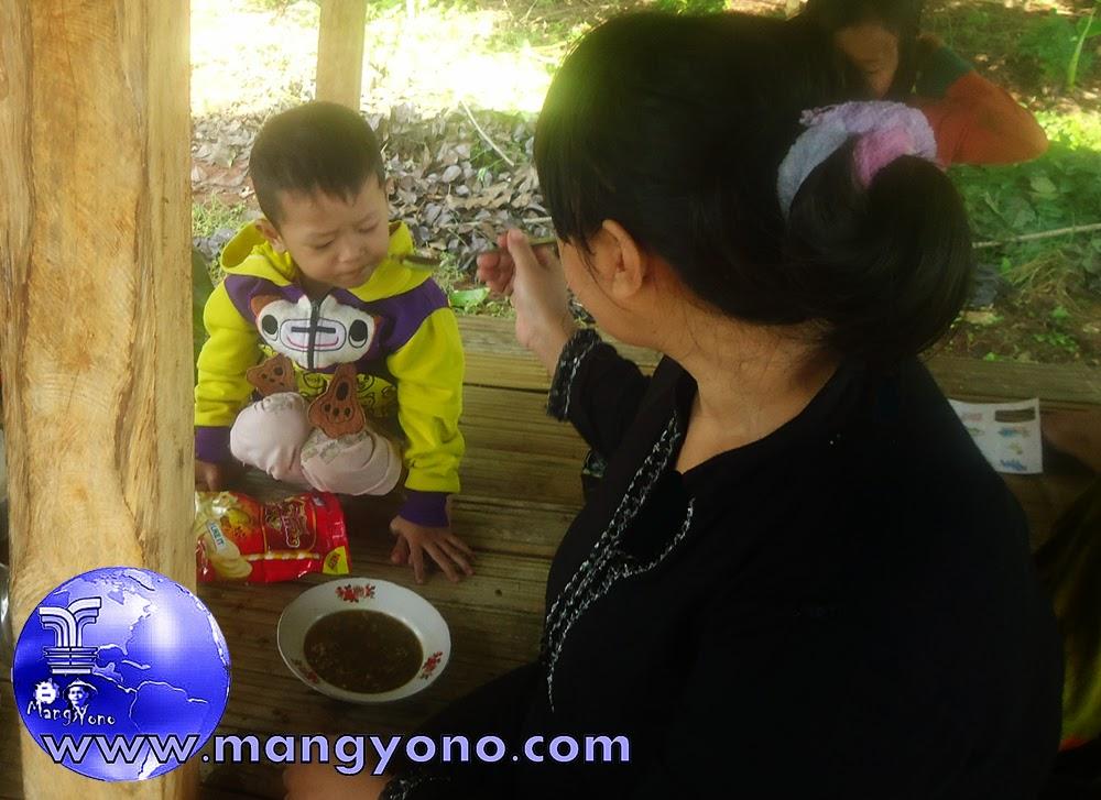 Adek Gigin paling sukan  Bubur Kacang Ijo