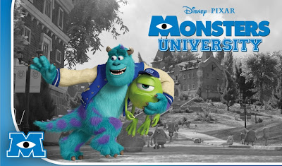 Monsters University trailer and clips