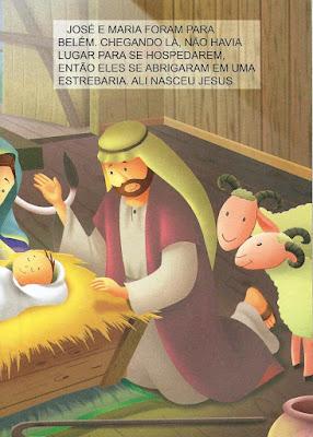 José e Maria em Belém