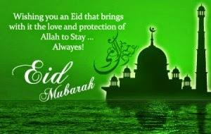Eid Mubarak 2014 Quotes