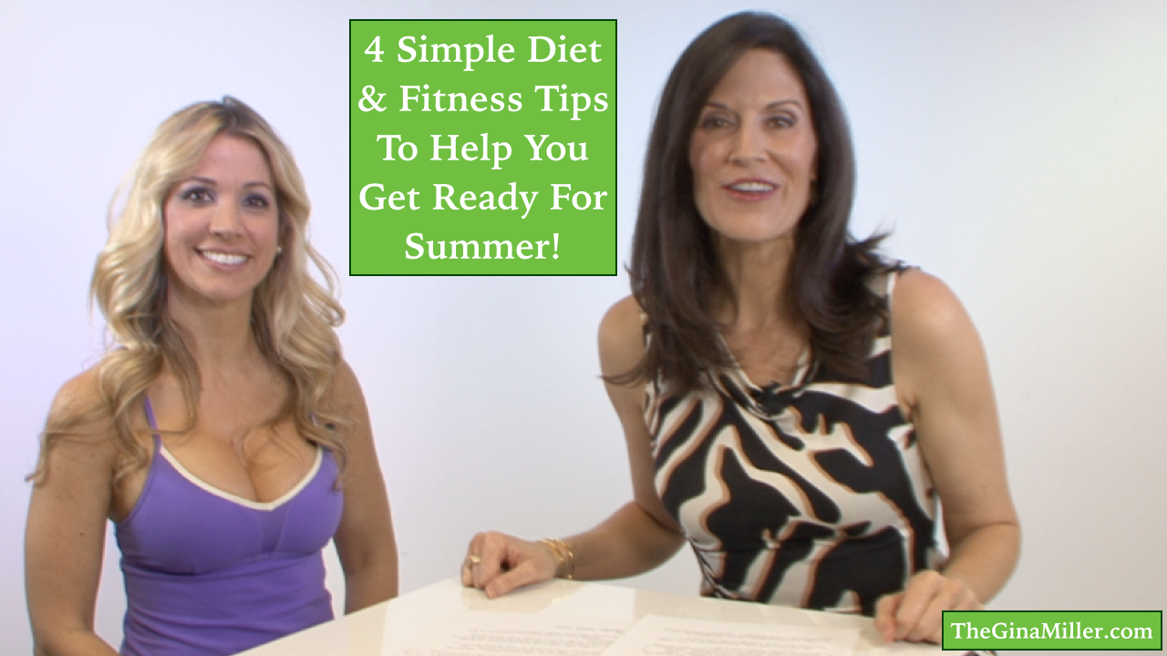Diet & fitness tips, diet tips for summer, fitness tips for summer, stephanie hanson, innergy fitness