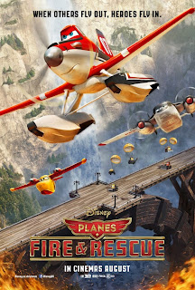 Watch Planes: Fire & Rescue (2014) movie free online