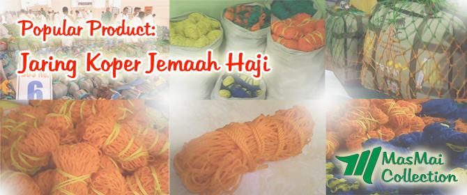 Jaring Pelindung Koper Jemaah Haji/umroh