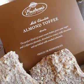 Enstroms Almond Toffee