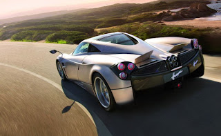 Pagani Huayra Wallpapers gallery
