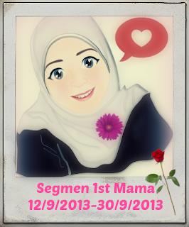 Segmen 1st Mama