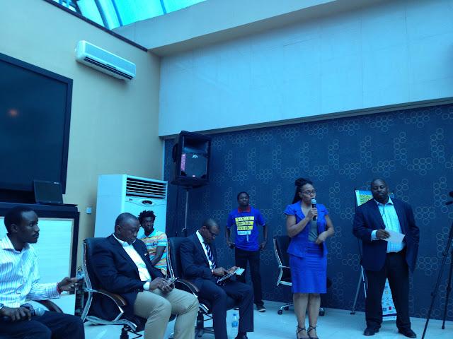 Ngozi Odita, Exec. Dir. SMWLagos & Obsi Asika, Advisory Board Chairman  Social Media Week Lagos