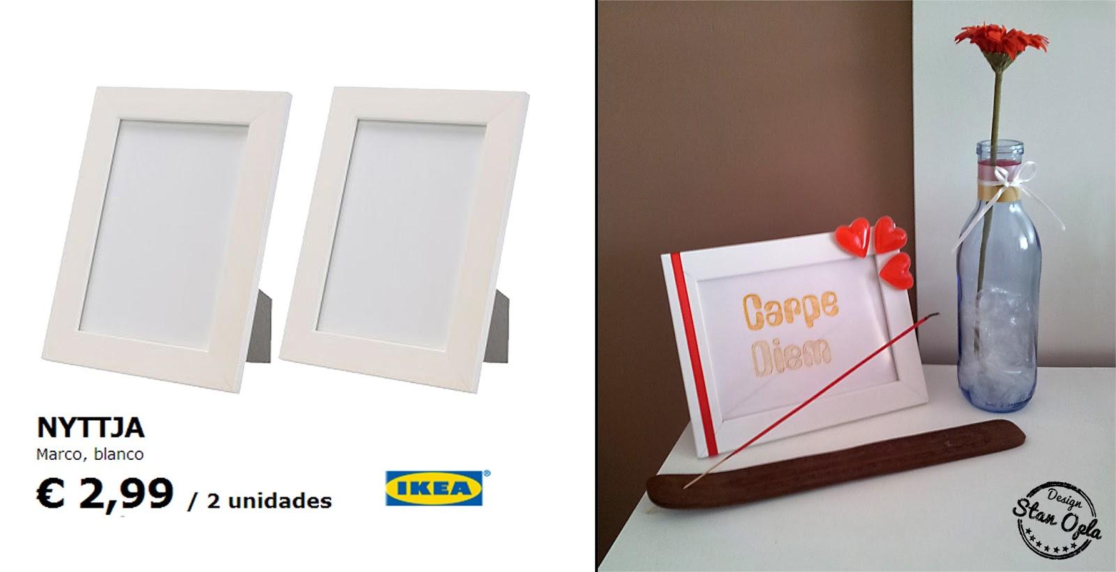 Stan Opla Designs: Customize frames / Personalizar marcos