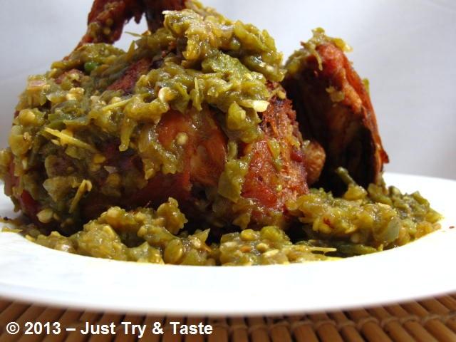 Resep Ayam Goreng Lengkuas Just Try And Taste