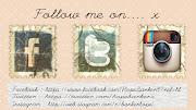 , Twitter, Instagram.