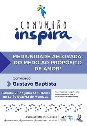 Comunhão Inspira - Julho 2017