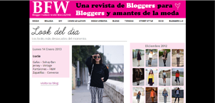 Blogger Fashion World Magazine