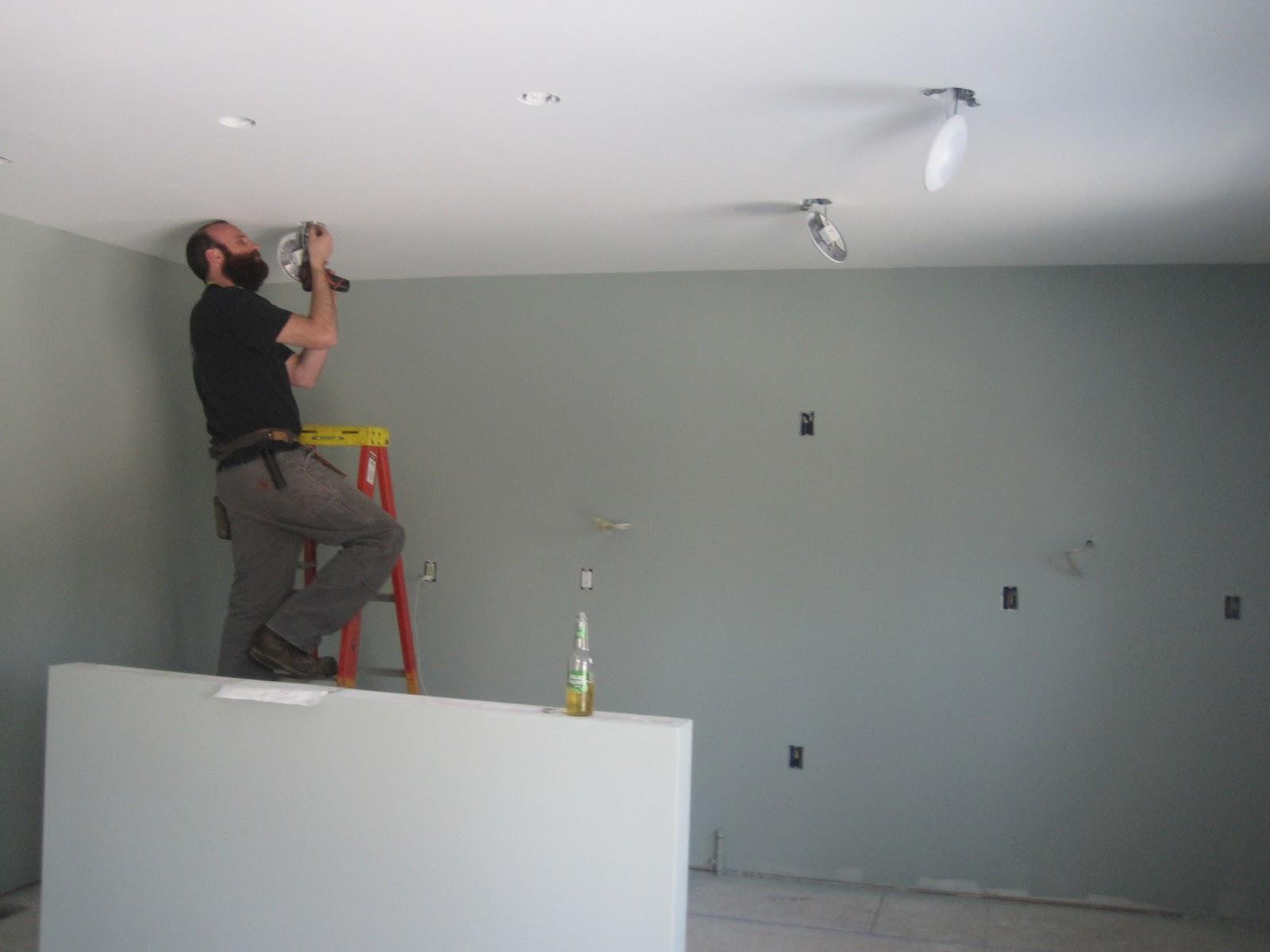 Building on Love paint colors