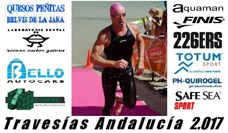Calendario Travesías Andalucía 2017