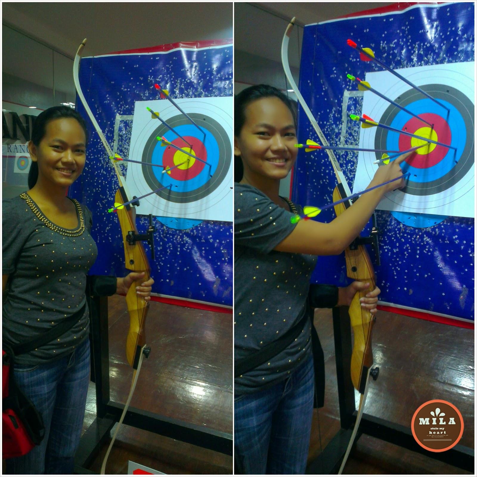 Kodanda Archery Range Bulls Eye