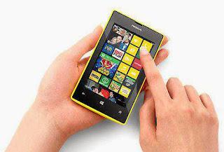 spesifikasi Nokia Lumia 525