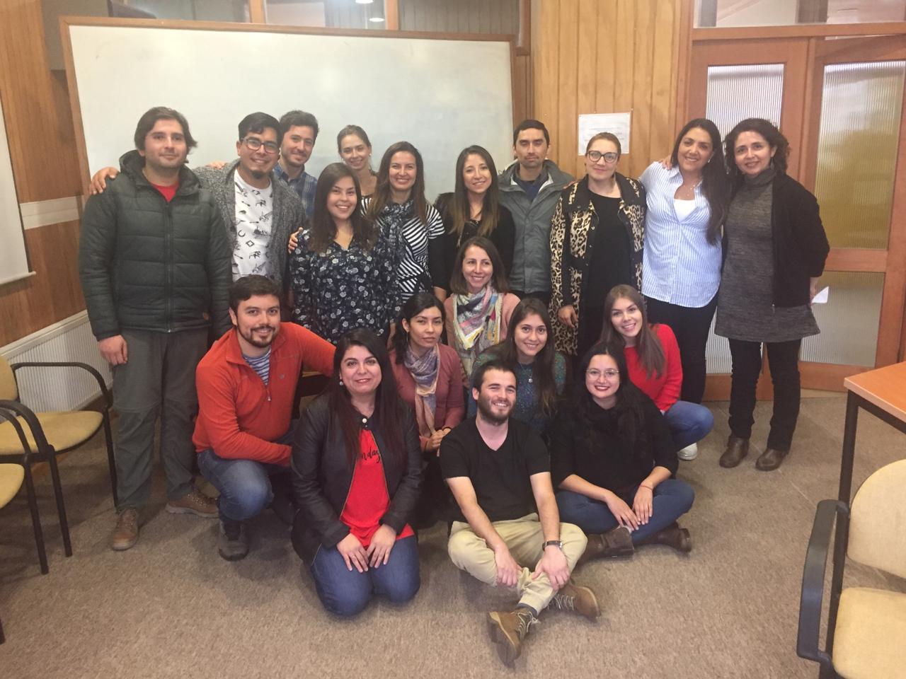 Postítulo Terapia Sistémica de Familias y Parejas 1er año Valdivia 2019