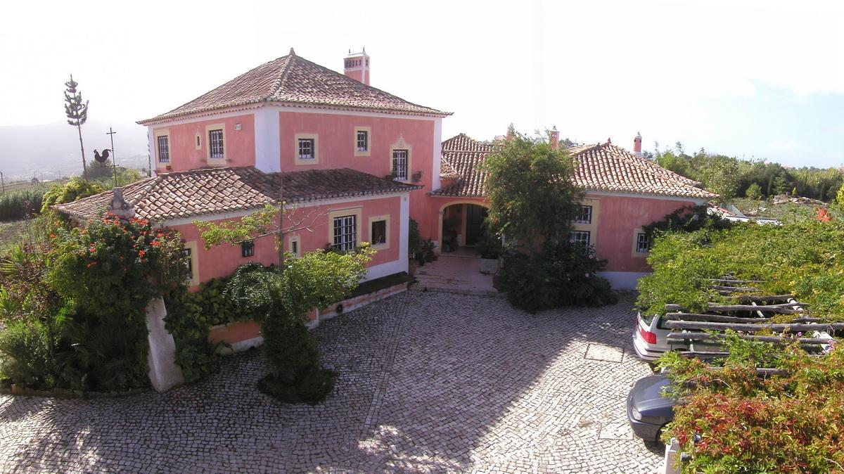 Thiago braddell arquitectura lda casa em sintra - Casa rural sintra ...