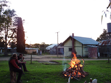 BBQ on the farm