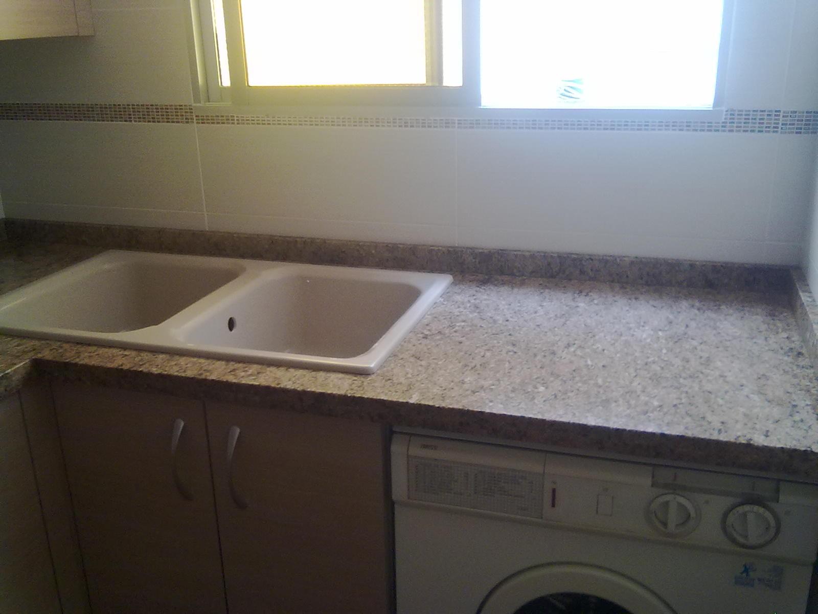 Marmoles vedat s l u encimera granito importado sahara for Granito importado colores