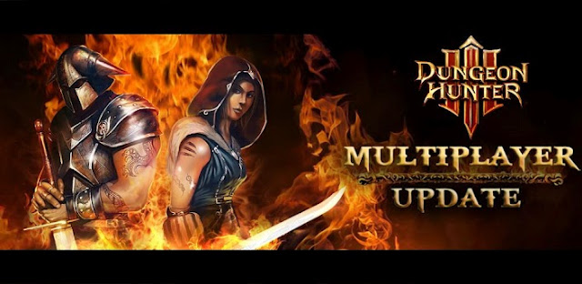 Download Dungeon Hunter 3 v1.5.0 Android Apk + Data Full [Unlimited Gold e Gems + Gameplay]