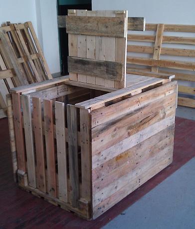 palettes de solutions eric pr sente son mod le de composteur. Black Bedroom Furniture Sets. Home Design Ideas