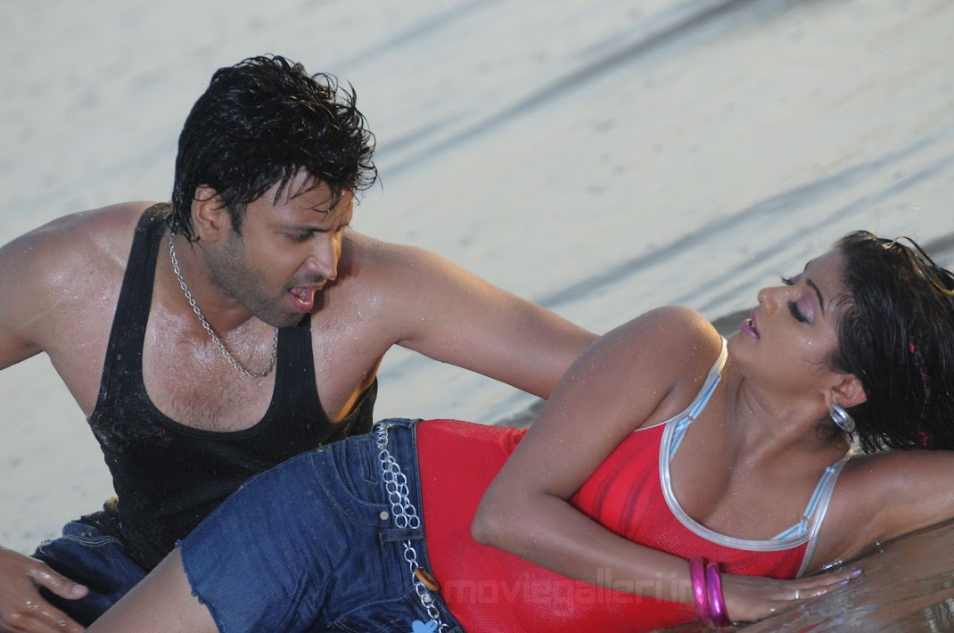 Priyamani Sumanth Hot Beach Pics 